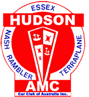 The Hudson - AMC Car Club Of Australia