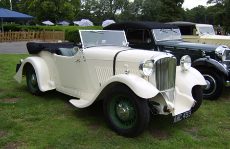 1932 Essex Terraplane Tourer