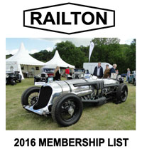 Railton Membership List